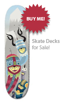My Skate Deck Store